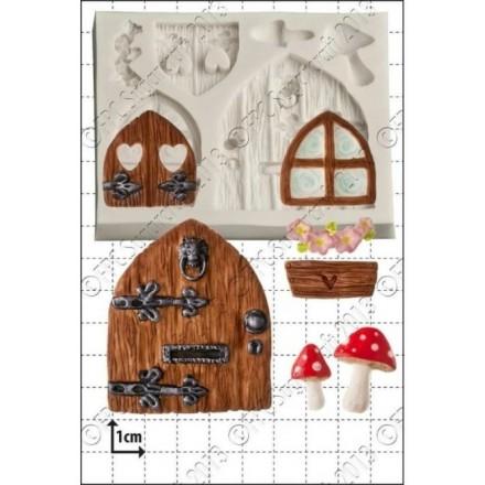 Fairy Door Mould - FPC
