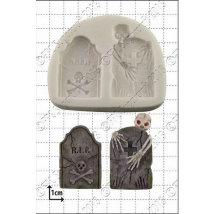 Tombstones Mould