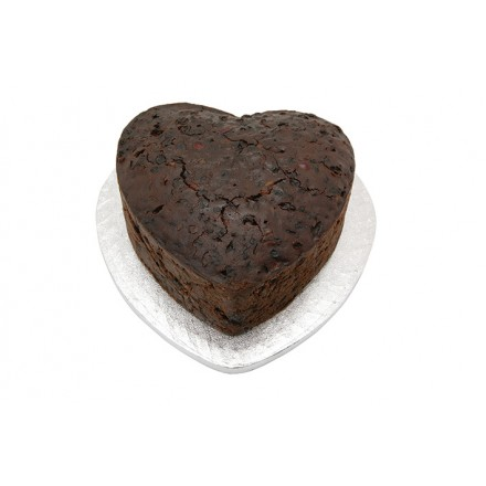 Heart Fruit Cakes