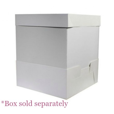 Full Sided Cake Box Extensions