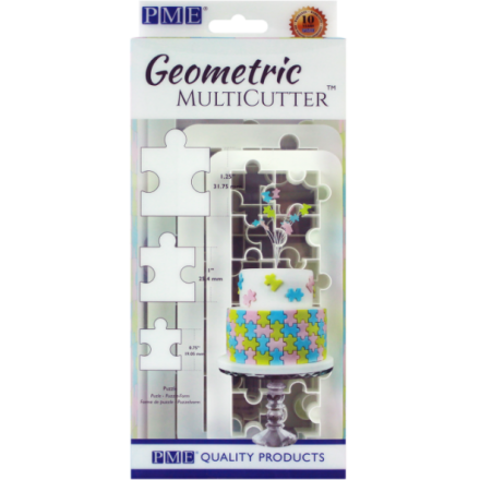 Puzzle Multicutter (set of 3)