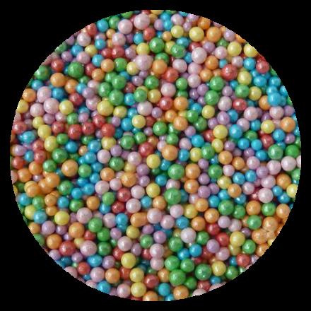 Glimmer Rainbow Mix 100's & 1000's 100g