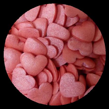 Heart Confetti Sprinkles