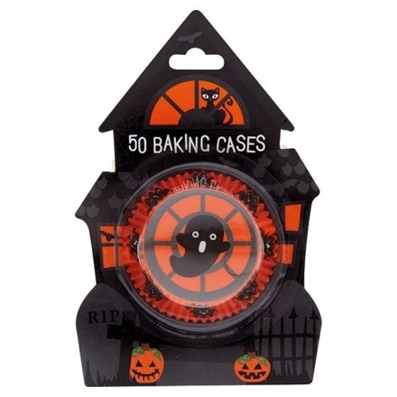 Haunted House Cupcake Cases