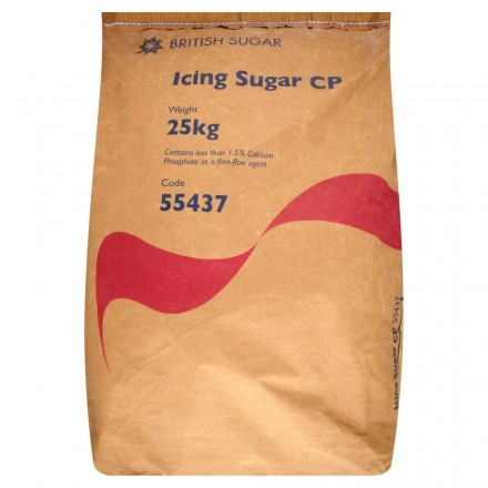Icing Sugar 25kg