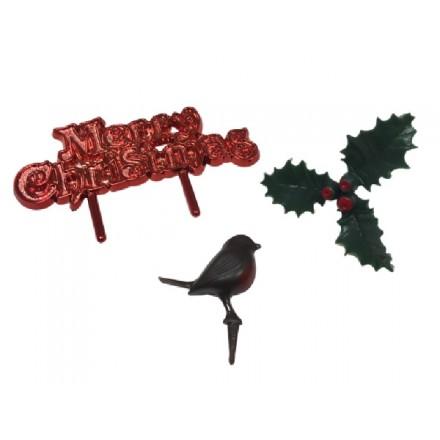 Christmas Decoration Set - Selection 1