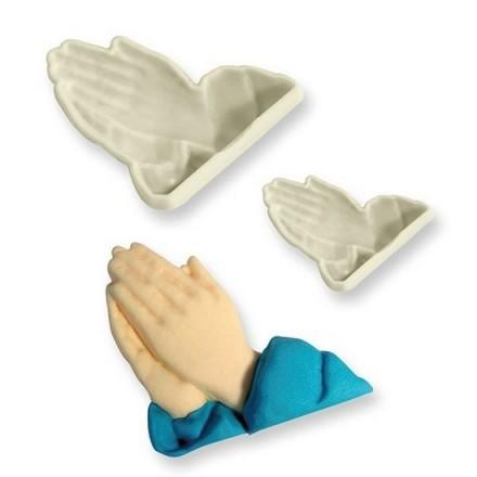 Jem Pop It Praying Hands Mould