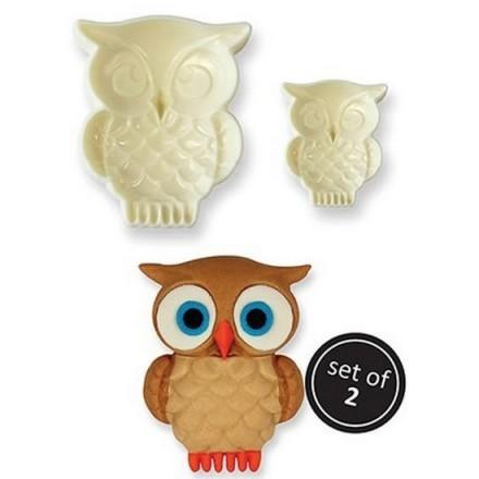 Jem Pop It Owl Mould