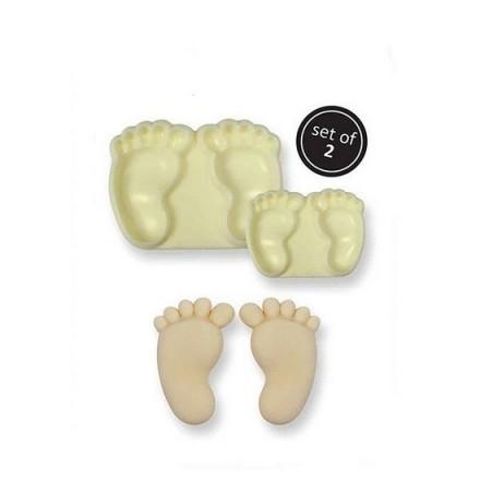 Jem Pop It Baby Feet Mould
