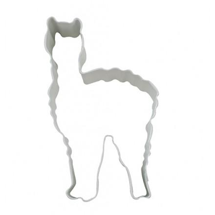 Llama Cookie Cutter