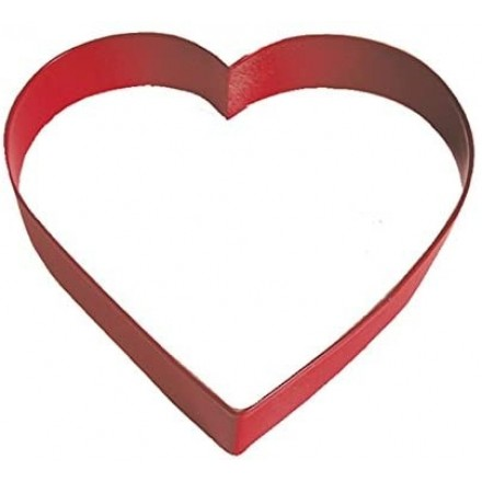 Large Heart Cookie Cutter 13cm