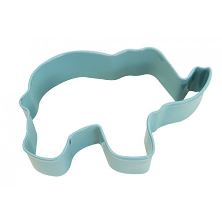 Elephant Cookie Cutter - Blue