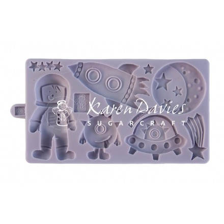 Space Cookie Mould