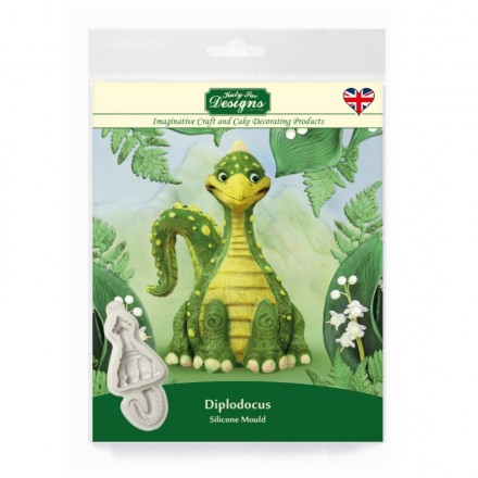Diplodocus Dinosaur Mould
