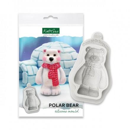 Polar Bear Silicone Mould