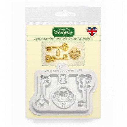 Key & Locket Mould