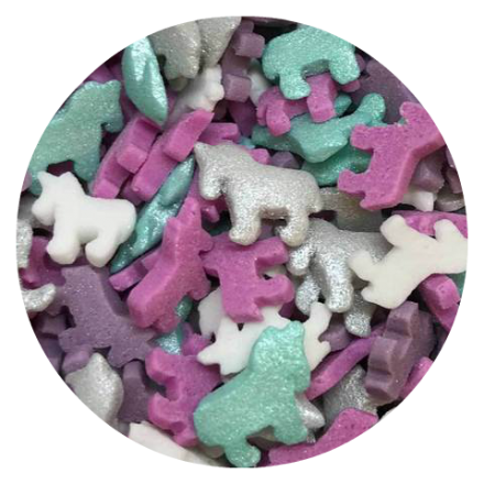 Glimmer Unicorns Magical Mix 100g