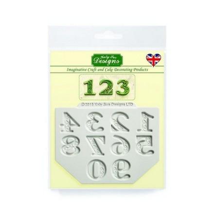 Manuscript Numbers Mould