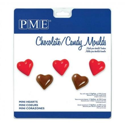 Mini Hearts Chocolate Mould