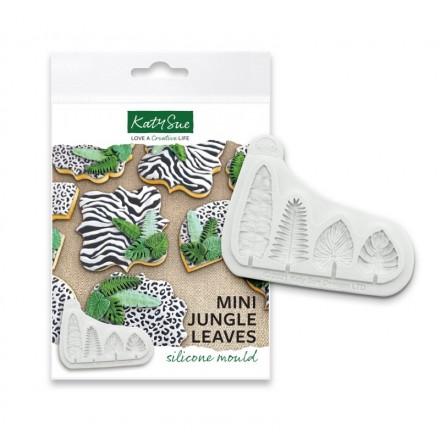 Mini Jungle Leaves Mould