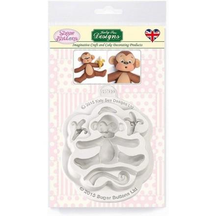 Baby Monkey Mould