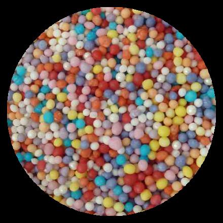 Multi Colour Mix 100's & 1000's 500g
