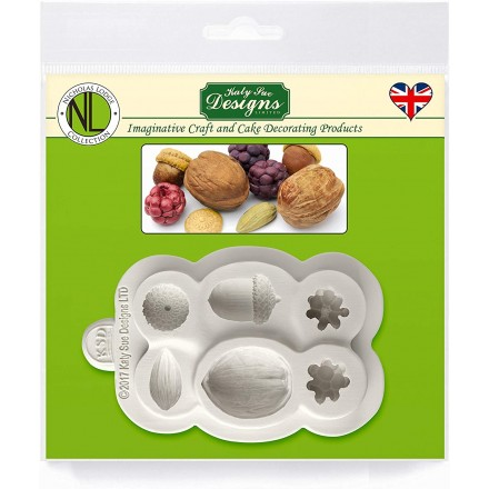 Nuts & Berries Mould