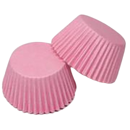 Pale Pink Cupcake Cases Roll of 180