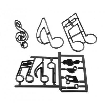 XL Music Notes Cutter