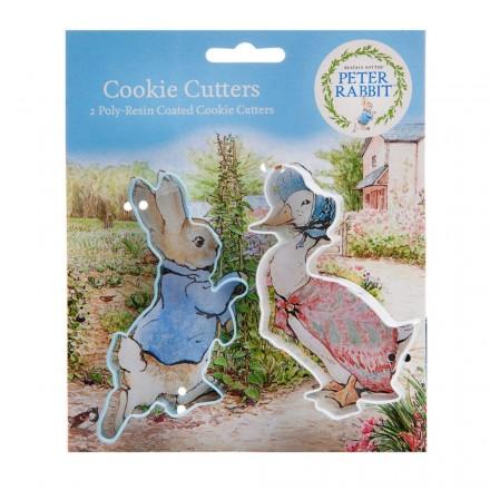 Peter Rabbit Cookie Cutter Set