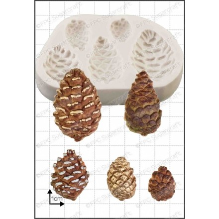 Pine Cones Mould