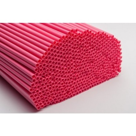 Pink Poly Dowels