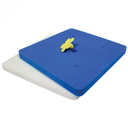 Mexican & Flower Foam Pad (Set of 2)