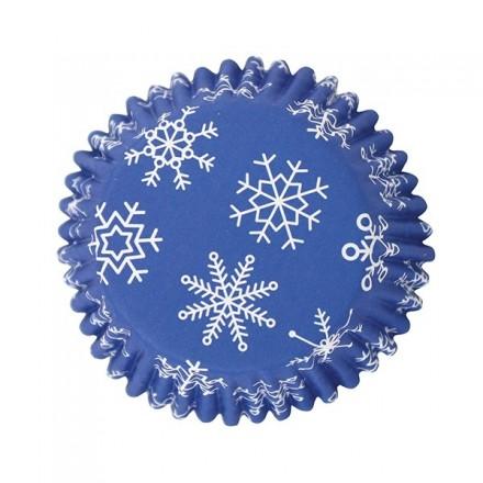 Snowflake Cupcake Case (Pack of 30)