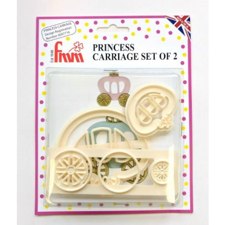 Princess Carriage Cutter (set of 2)