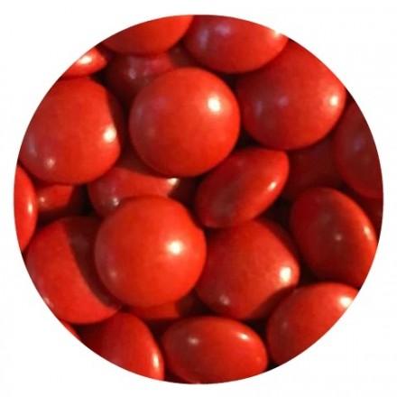 Mini Red Chocolate Beans 100g