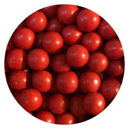 Small Red ChocoBalls 100g