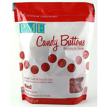 PME Red Candy Melts 340g