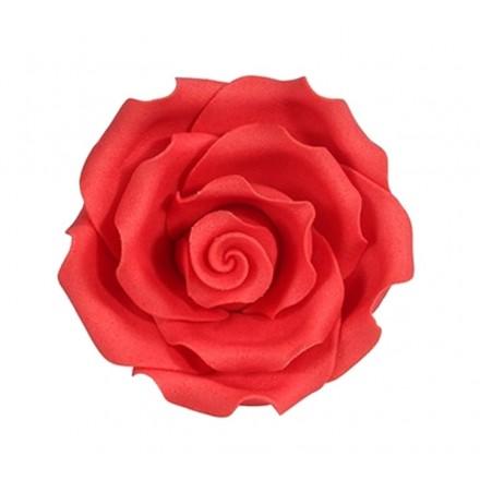 Sugar Soft Rose - Red 63mm