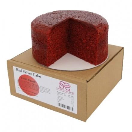 Red Velvet Cake (Dairy Free)