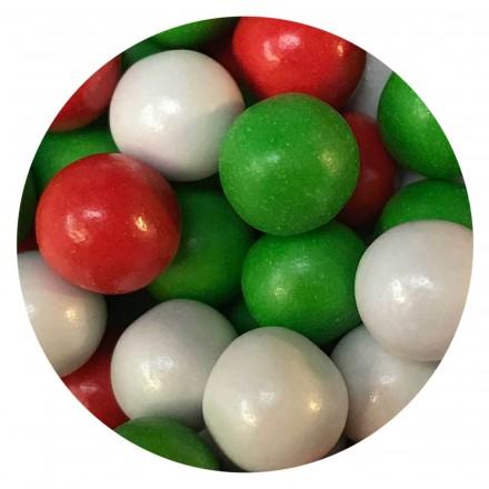 Christmas Mix Large Chocoballs 100g
