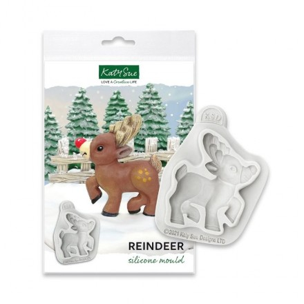 Reindeer Silicone Mould
