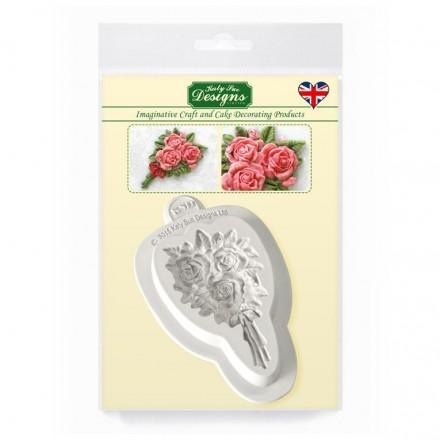 Rose Bouquet Mould