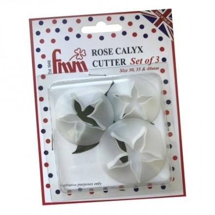 Rose Calyx Cutter ( Set of 3)