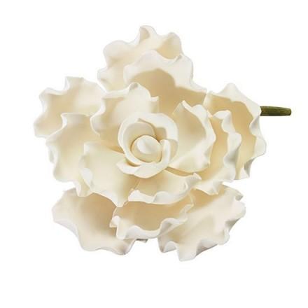 Ruffled Petal Flower - 10cm