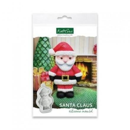 Santa Claus Silicone Mould