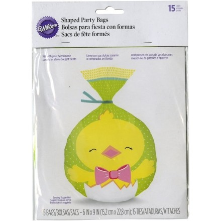 Easter Party Bags (Shaped)