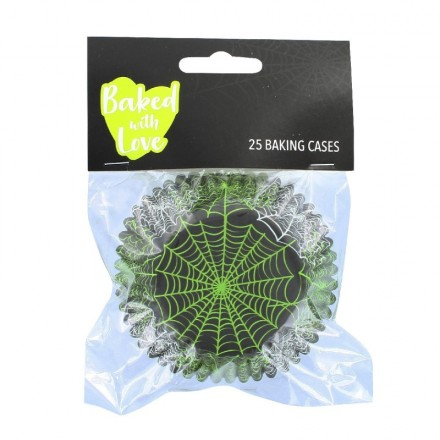 Foil Lined Spiderweb Cases