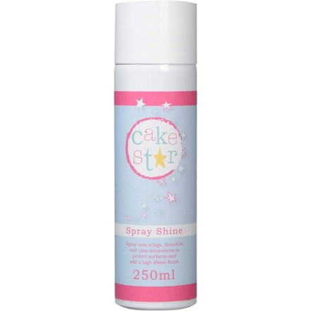 Edible Spray Shine