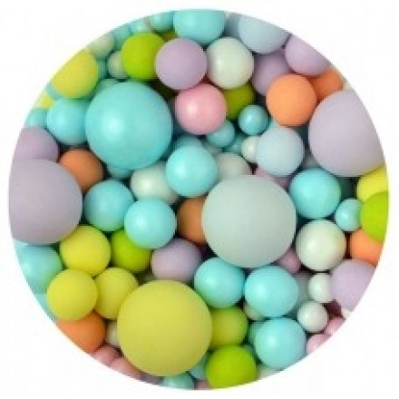 Multi Coloured Bubbles 100g